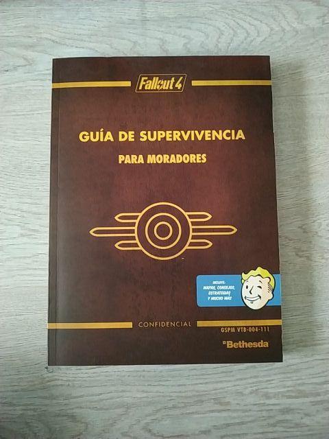 Guía supervivencia Fallout 4