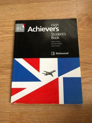 Libro Inglés High Achievers B1+