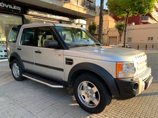 Land Rover Discovery 3 7 plazas 2005