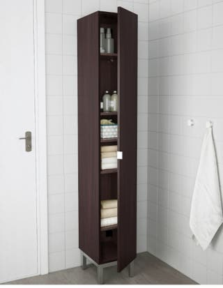 Mueble de baño Lillangen de IKEA
