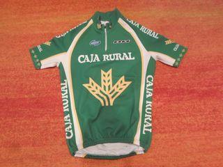 maillot bicicleta caja rural BH maglia sport S