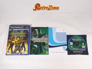 Syphon Filter The Omega Strain PS2