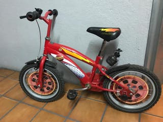 Bicicleta de car