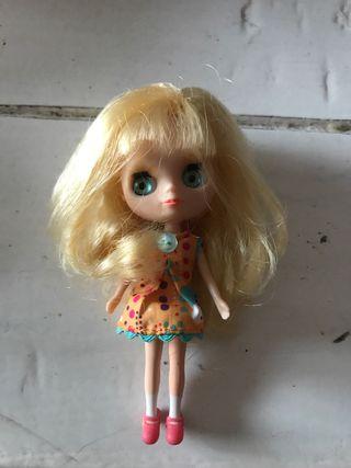 Muñeca Mini Blythe LPS