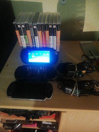 Lote de PSP para Piezas. - Leer bien. -