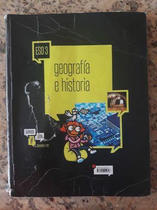 Libro Geografía e Historia 3°de ESO