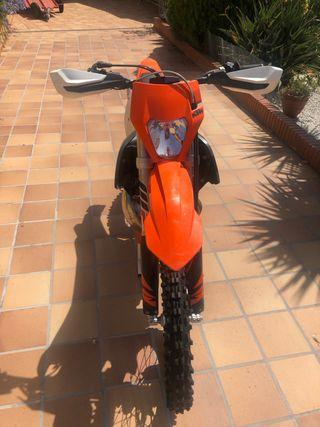 KTM ENDURO EXC TPI 250