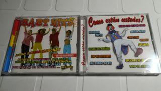 2 Dvd Musica Infantil