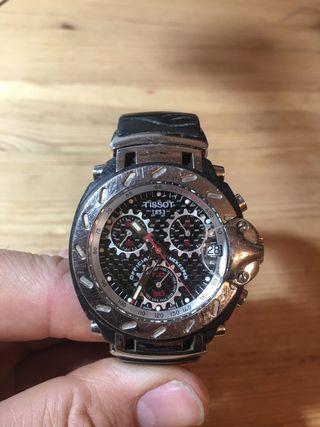 Reloj Tissot edición especial moto gp