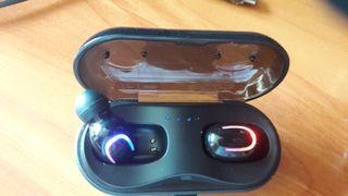 Auriculares Bluetooth 5,0 TWS auriculares inalámbr