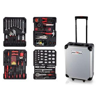 Caja de herramientas profesional 187 piezas nuevo