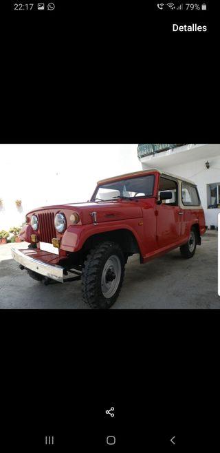 Jeep Comando 1981