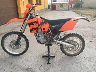 KTM EXC 250 4T 2003
