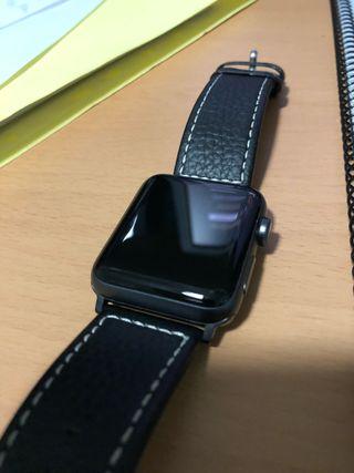Apple Watch serie 3 - 42mm.