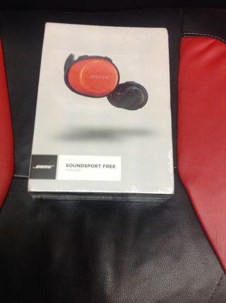 Bose Sound Sport Free Earbuds
