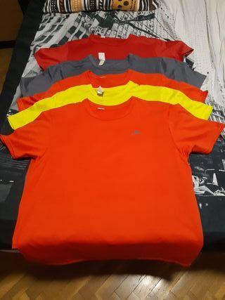 camisetas Domyos chico T/ M