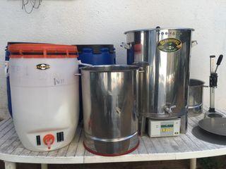 Braumeister 50 litros - Máquina cerveza casera