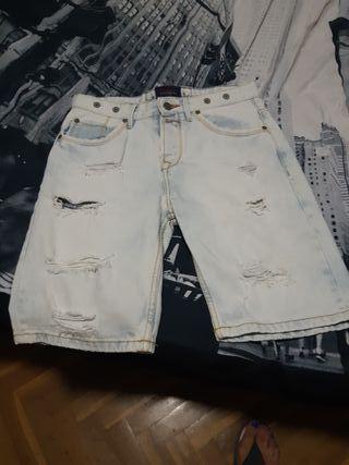Pantalones vaquero chico t38