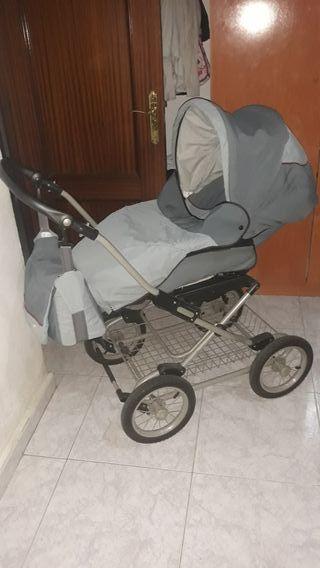¡Super precio! Coche bebe. Capazo+Silla PRENATAL.