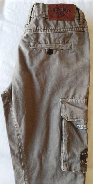 Pantalón niño, marca Brotes, T. 12
