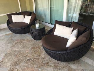 Garden sofa / sofá de jardín / Gartensofa