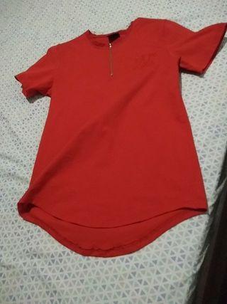 Camiseta SikSilk roja