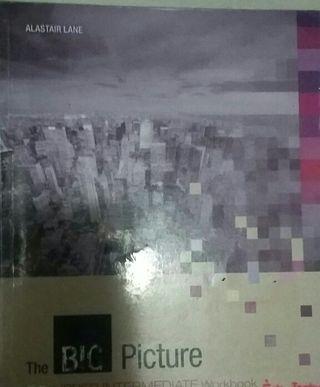 libro de inglés The big picture Workbook 4eso