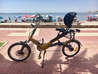 Bici reclinada Gazelle