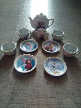 Frozen set porcelana
