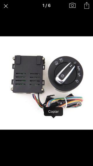 Mando + sensor de luz automática
