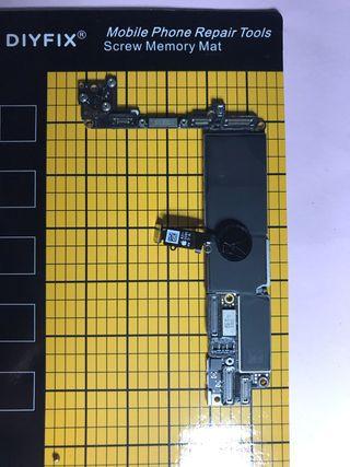 Placa base iphone 7 para piezas