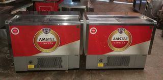 botelleros marca amstel