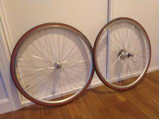 Juego de ruedas Miche classics.