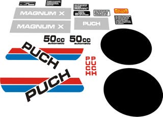 Adhesivos Puch Magnum Automatic