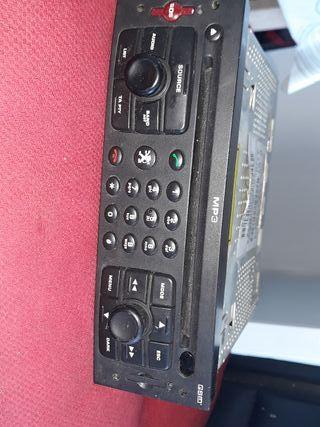 Radio coche apto con tarjeta SIM