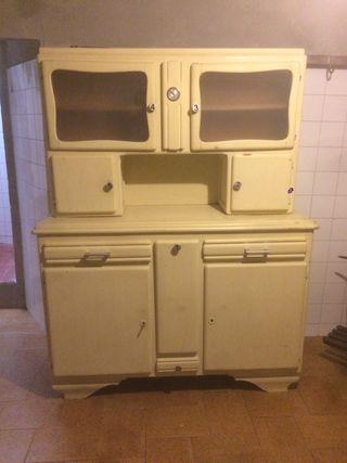Mueble de cocina Antiguo de segunda mano en WALLAPOP