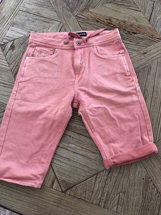 Pantalón corto rosa Pepe Jeans