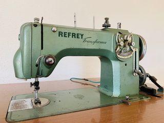 Máquina de coser REFREY Transforma 427