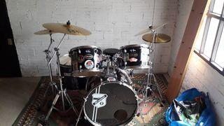 Bateria acústica drum kit