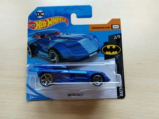 Hot Wheels, Batmobile