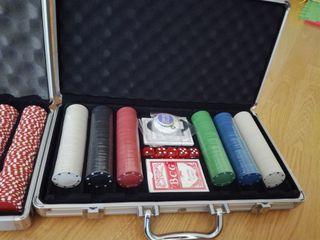 maletas de poker
