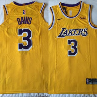 Camiseta Nba Davis Lakers