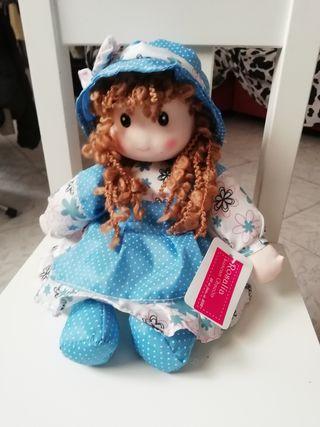 muñeca ROSALIA NUEVA