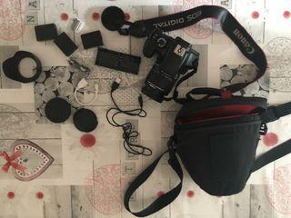 Réflex Canon 1100D Pack