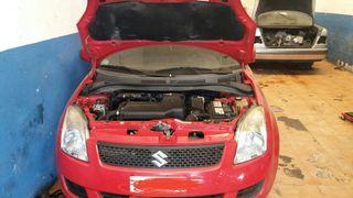 Despiece completo Suzuki Swift 2009
