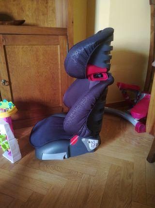 silla de coche de niño Romer Britax grupo 2/3