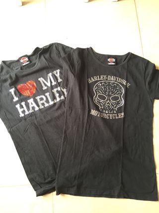 Camisetas originales Harley Davidson