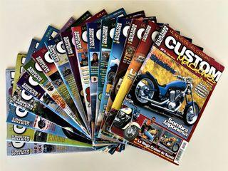 Colección de Revistas Custom Machines