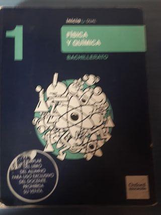 libro de fisica y quimica 1° de bachillerato