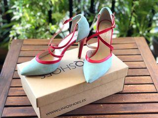 Zapatos mujer UniqueShoes a estrenar